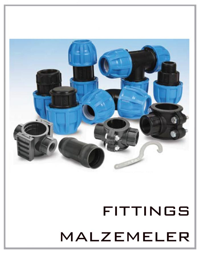Fittings Malzemeler